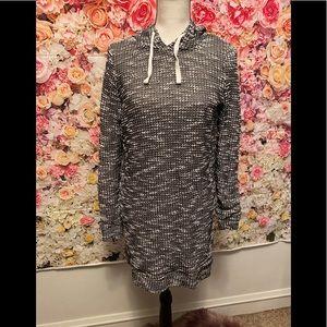 Fabletics sweatshirt dress size medium